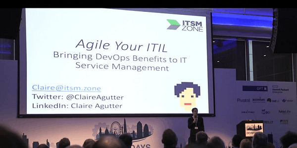 Agile your ITIL
