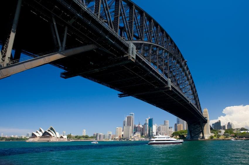 Bridge australia